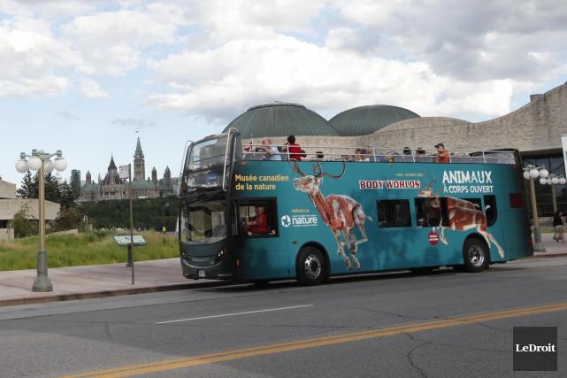 «Être à côté d'Ottawa, ce n'est pas une... (Simon-Séguin Bertrand, Archives Le Droit)