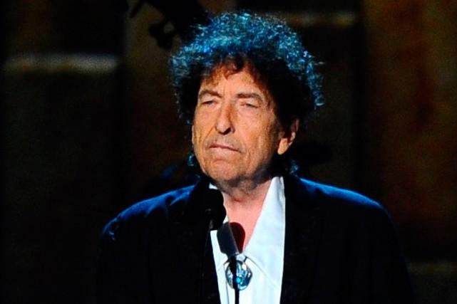 Bob Dylan, en 2015.... (Vince Bucci, archives Invision via AP)