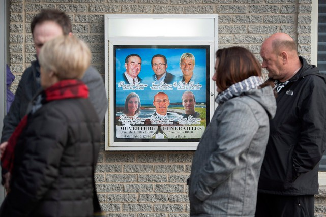 L'écrasement survenu le 29 mars 2016 a coûté... (Paul Chiasson, PC)