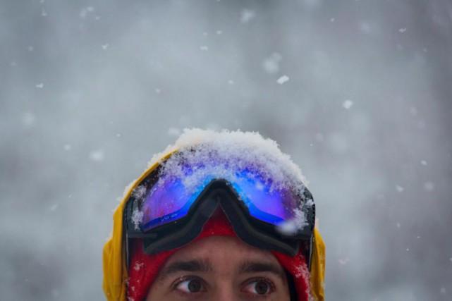 La tempête du 14-15 mars a relancé la saison de ski dans plusieurs stations du... (Photo Olivier Jean, La Presse)