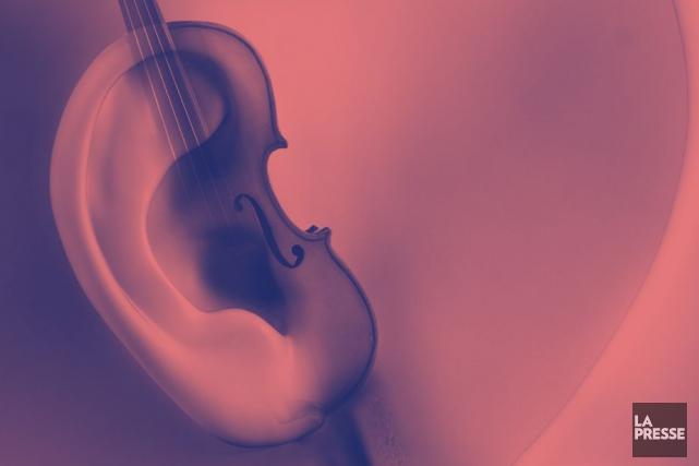 Acouphènes, hypersensibilité au bruit et perte d'audition:si la musique... (Photomontage La Presse)