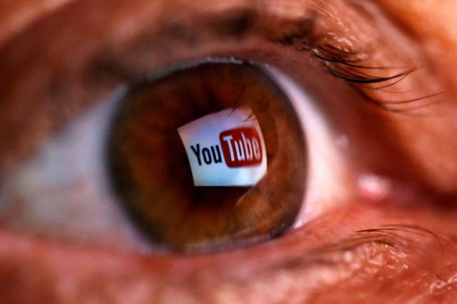 «En 2016, le phénomène des youtubeurs a explosé:... (REUTERS)