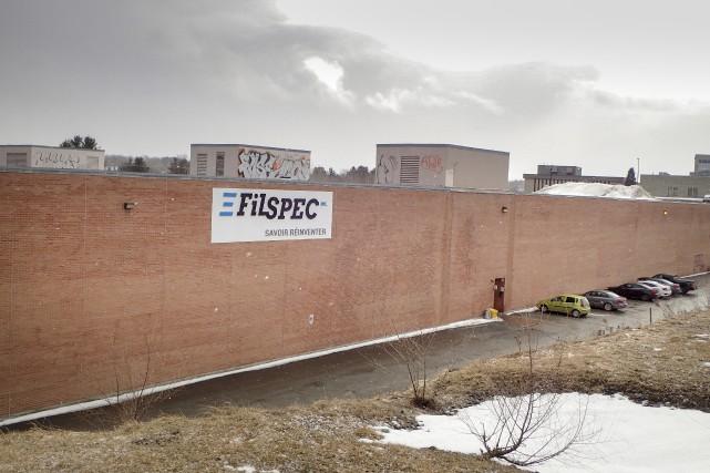 L'entreprise sherbrookoise Filspec a investi dans le développement... (Spectre Média, René Marquis)
