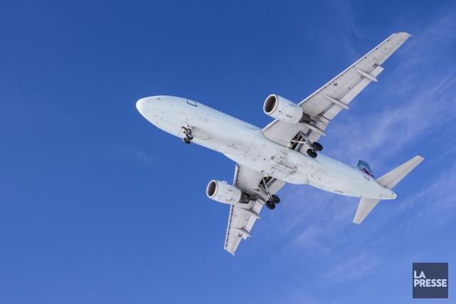 Basé sur l'état actuel de la sécurité aérienne... (Archives, La Presse)