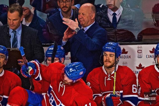 «En tant qu'entraîneur, vous voulez éviter les blessures,... (Archives, La Presse)