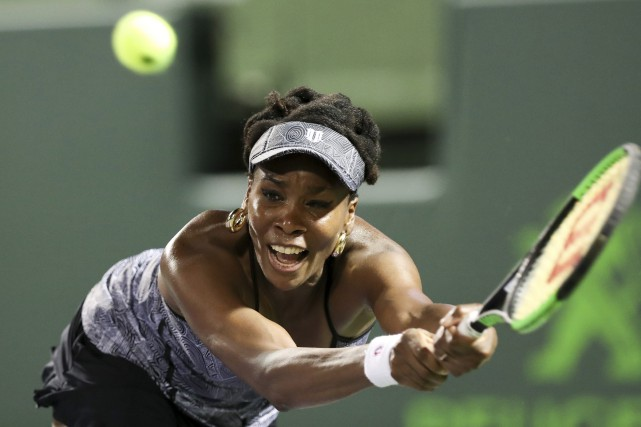 Venus Williams... (PHOTO AP)