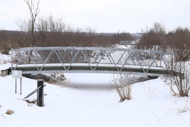 Des données sur l'état du ruisseau Bouchard, qui... (Janick Marois)