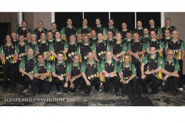 Le Saguenay-Lac-Saint-Jean était représenté par une forte délégation...