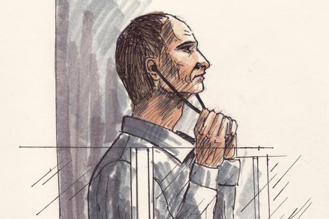 Le juge Serge Champoux, de la Cour du... (illustration Bill Burelle)