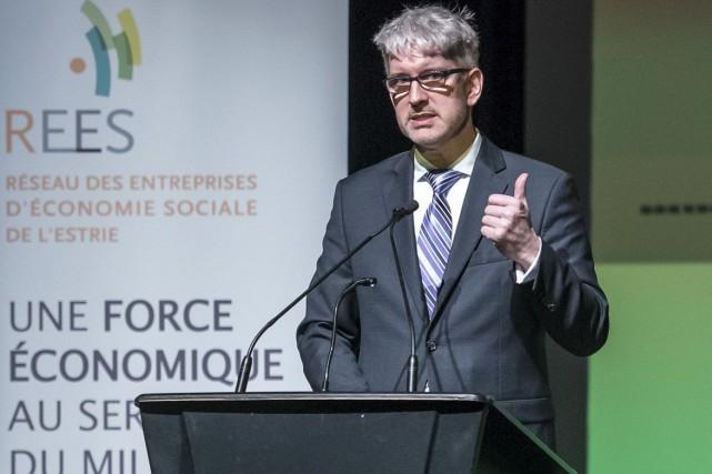 Le Québec est un leader en ce qui... (Spectre Média, Jessica Garneau)