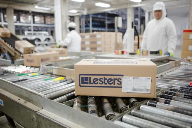 Afin de demeurer concurrentielle, Lesters a décidé d'investir... (Photo Ninon Pednault, La Presse)