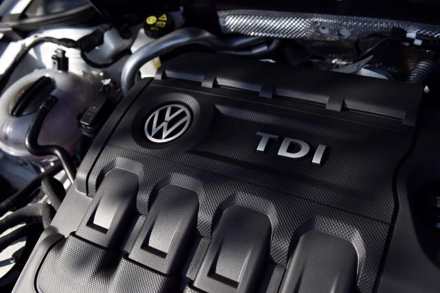 Volkswagen, ses actionnaires et ses clients ne sont... (photo : AFP)
