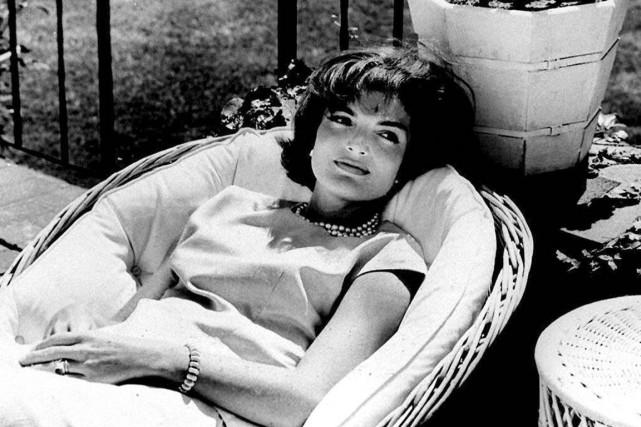 Jackie Kennedy... (AFP)