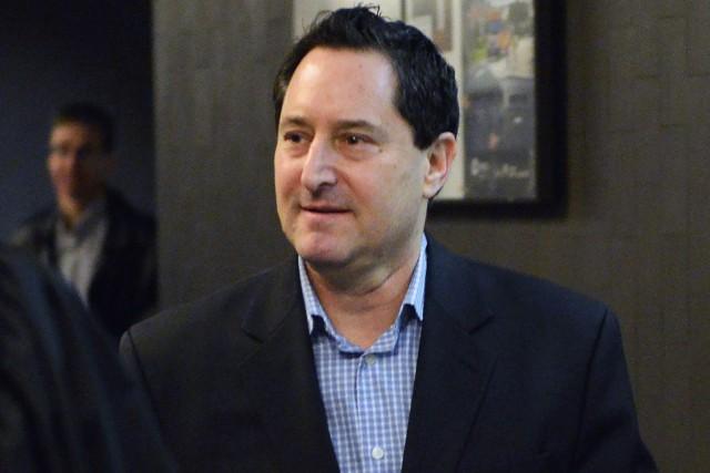 L'ex-maire de Montréal par intérim, Michael Applebaum.... (Photo Paul Chiasson, PC)
