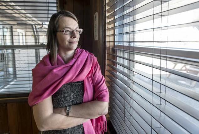 Stéphanie Martel est la directrice génétale duConseil de... (Spectre Média, Jessica Garneau)