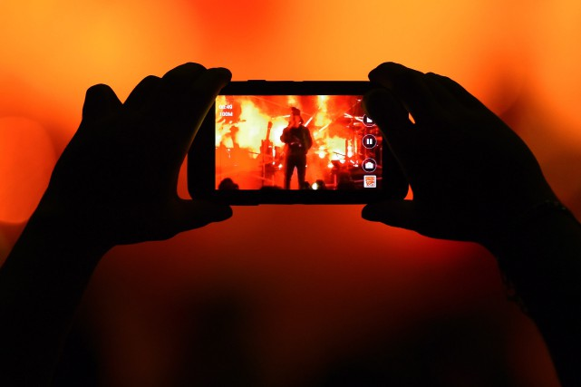 Quarante pour cent des consommateurs accèdent à de la musique en piratant,... (ARCHIVES PC)
