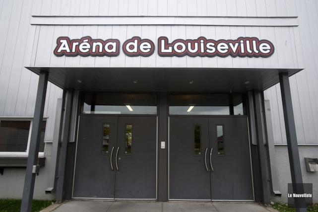 Les associations sportives utilisant l'aréna de Louiseville souhaitent... (Stéphane Lessard, Le Nouvelliste)