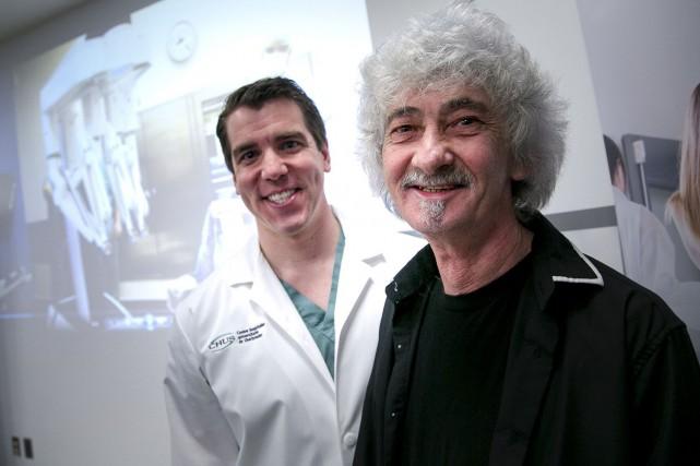 Le robot chirurgical da Vinci Xi a fait... (Spectre Média, René Marquis)