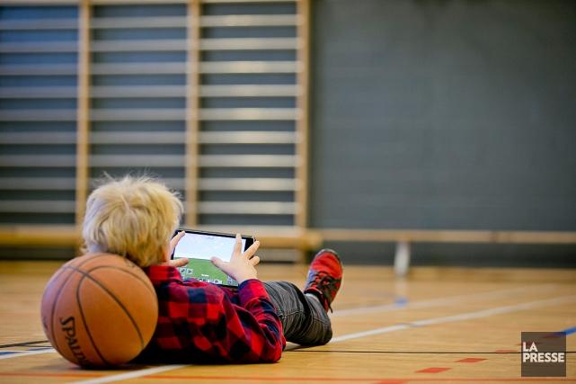 La pire dégradation se constate chez les garçons... (David Boily, La Presse)