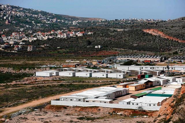 La nouvelle colonie approuvée jeudi soir doit permettre... (AFP, THOMAS COEX)