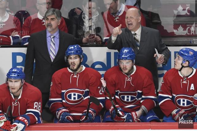 Le Canadien présente une fiche de 13-5-1 depuis... (Photo Bernard Brault, La Presse)
