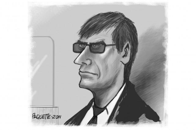 Christian Bertrand avait été condamné à la prison... (Illustration Serge Paquette, archives La Voix de L'Est)