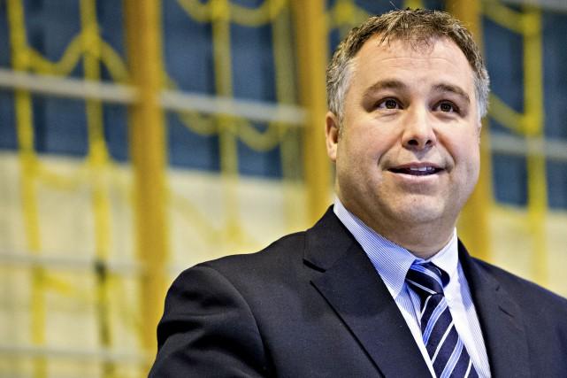 Le ministre de l' Éducation Sebastien Proulx... (Archives, La Presse)