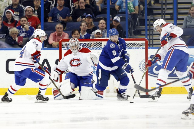 Carey Price n'aura pas a craindre les tirs... (Photo Kim Klement, USA TODAY Sports)