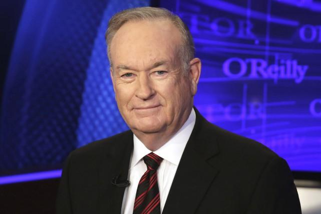 L'animateur Bill O'Reilly fait l'objet d'allégations d'une femme... (PHOTO ARCHIVES AP)