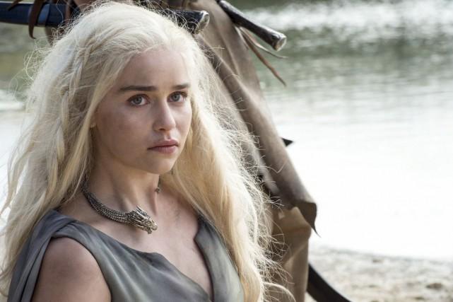 Daenerys Targaryen (Emilia Clarke)... (Fournie par HBO)