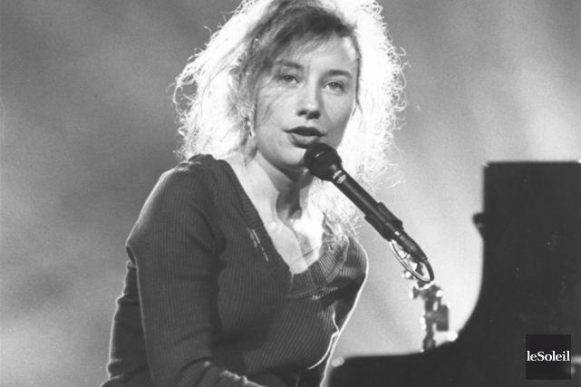 Tori Amos incarnait chacune de ses chansons avec... (Archives Le Soleil)