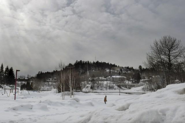 Le parc de la Rivière-aux-Sables pourrait profiter de... (Le Progrès-Dimanche, Michel Tremblay)