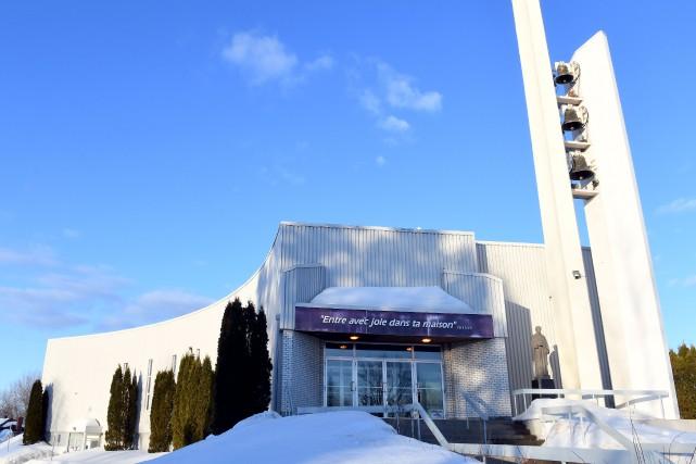 L'avenir de l'église Saint-Philippe d'Arvida sera discuté lors... (Le Progrès-Dimanche, Rocket Lavoie)
