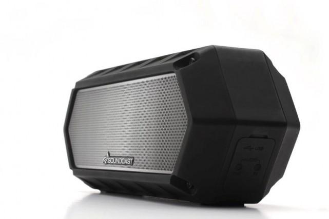 Malgré son petit gabarit, le Soundcast VG1 se... (Tirée du site web de Soundcast)