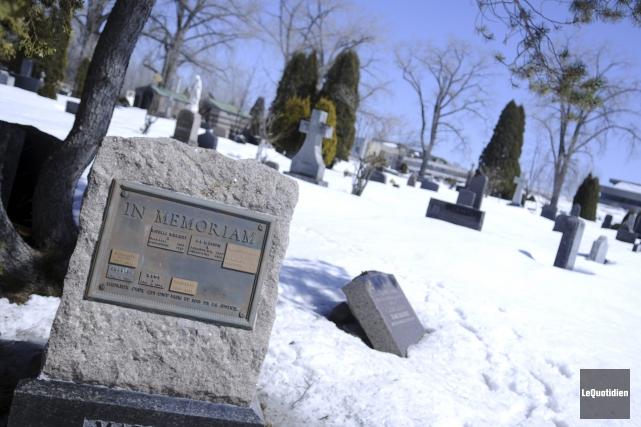 Invoqué par les opposants au projet de cimetière musulman à Saint-Apollinaire,... (Archives Le Quotidien, Mariane L. St-Gelais)