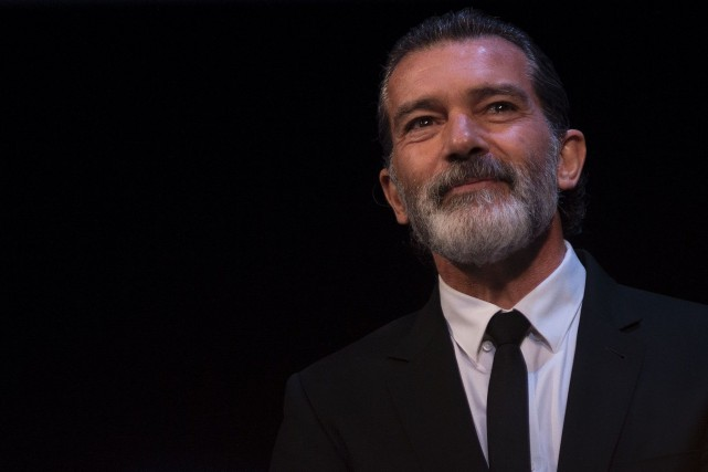 Antonio Banderas a révélé en mars qu'il avait souffert... (PHOTO ARCHIVES AFP)