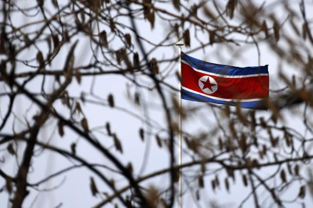 Donald Trump s'est dit prêt à «régler» seul le problème nord-coréen, sans... (ARCHIVES AP)