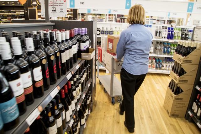 La SAQ offre de nouveaux rabais aux consommateurs... (La Presse)