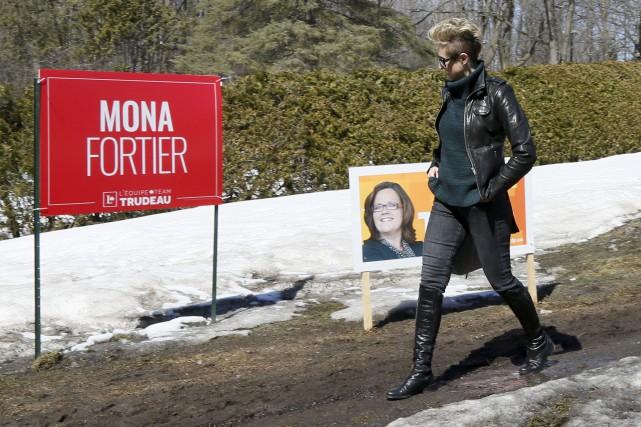 L'élection complémentaire dans Ottawa-Vanier a lieu lundi.... (Simon Séguin-Bertrand, Le Droit)