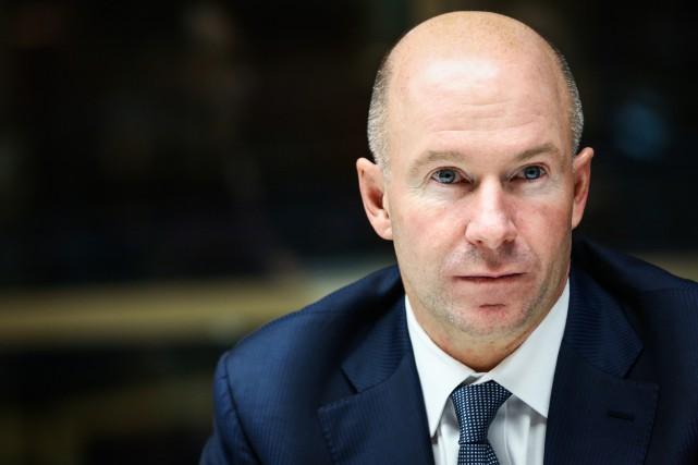 Alain Bellemare, PDG de Bombardier.... (PHOTO BLOOMBERG)