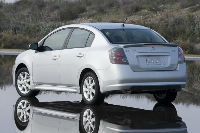 La Nissan Sentra est fonctionnelle et fiable, mais...