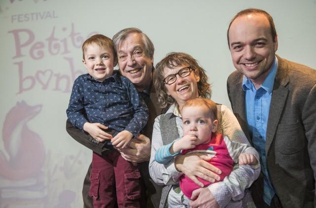 La huitième édition des Petits bonheurs Sherbrooke aura... (Spectre Média, Frédéric Côté)