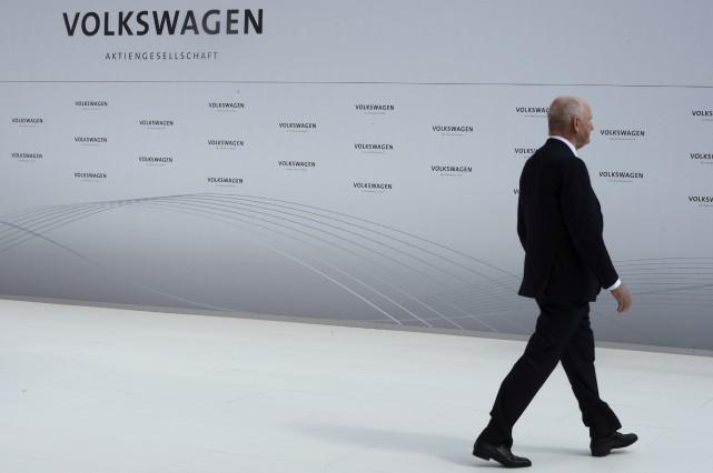 Auf WiedersehenFerdinand Piëch va se défaire de ses... (photo : REUTERS)