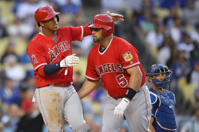 Pas moins de 29,8% des joueurs du Baseball... (Photo Mark J. Terrill, AP)