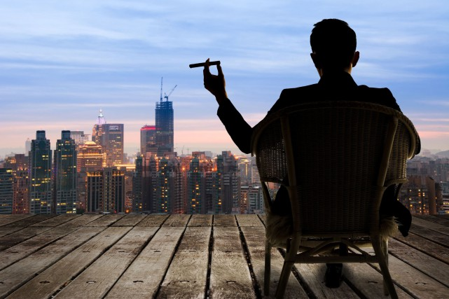 «Le talent et les qualités de gestionnaire, c'est... (123RF)