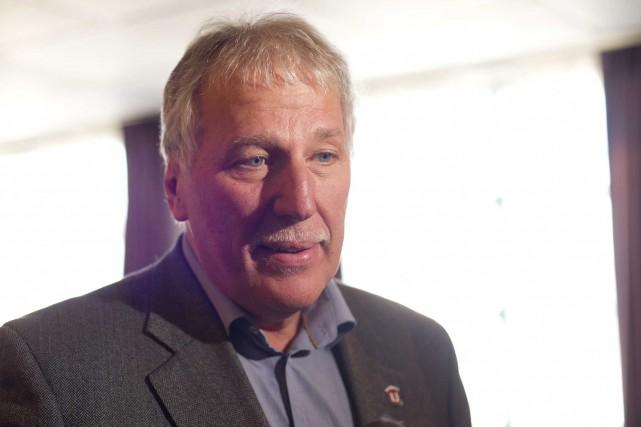 Deux dossiers chauds attendaient le directeur québécois d'Unifor,... (Sylvain Mayer, Le Nouvelliste)