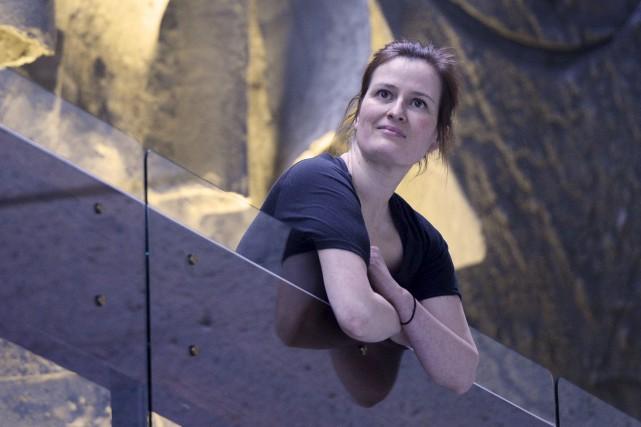 Anne-Marie Olivier, directrice artistique du Trident... (Le Soleil, Yan Doublet)