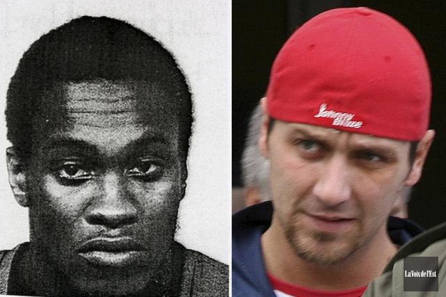 Moïse Latortue et Martin Plante sont accusés de... (archives La Voix de l'Est)