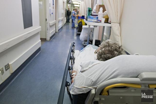 Les hôpitaux, les centres d'hébergement pour aînés et... (ARCHIVES, LA PRESSE)