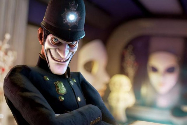We Happy Few se déroule dans un univers fantastique... (PHOTO TIRÉE DE L'INTERNET)